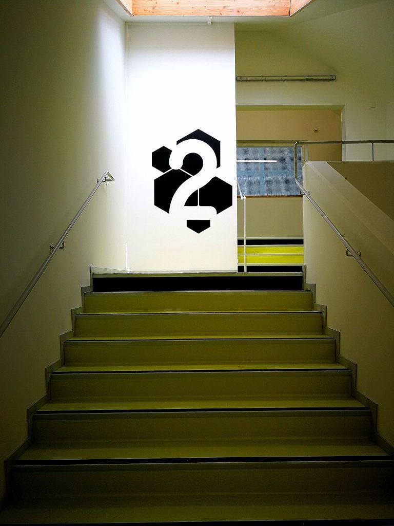 Escaliers de l'Aria de Cornebarrieu